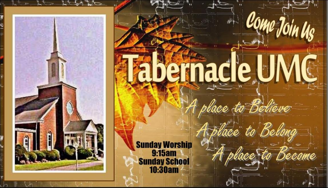 Tabernacle Fall Header2