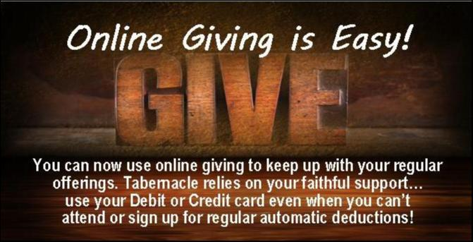 T UMC Online Giving